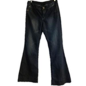 Inc International Concepts Dark Wash Denim Jeans